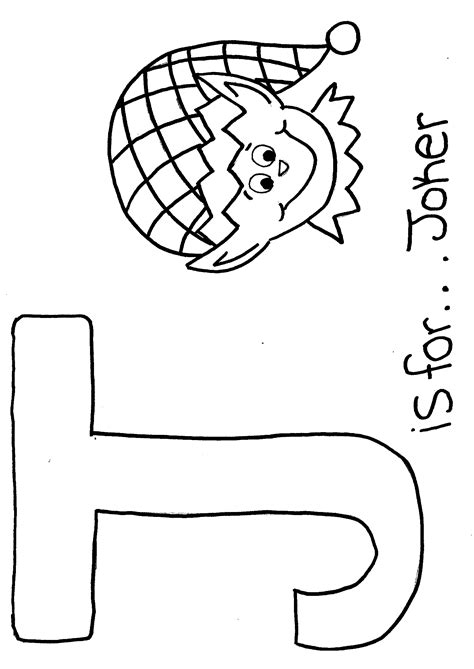j coloring pages printable download coloring pages letter free printable alphabet for