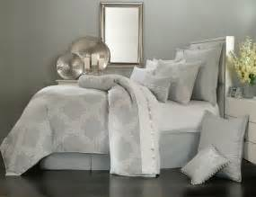 grey bedding acanthus arbor grey by waterford luxury bedding