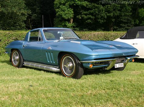 chevrolet corvette c2 sting 427 coupe high resolution