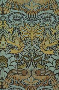 Essex Upholstery File Morris Peacock And Dragon Fabric 1878 V2 Jpg
