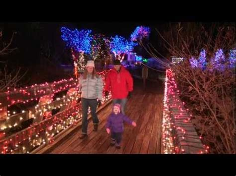 Denver Botanic Gardens Trail Of Lights Trail Of Lights 2011 At Denver Botanic Gardens At Chatfield