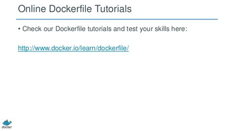 tutorial dockerfile dockerfile basics docker workshop 1 at rackspace