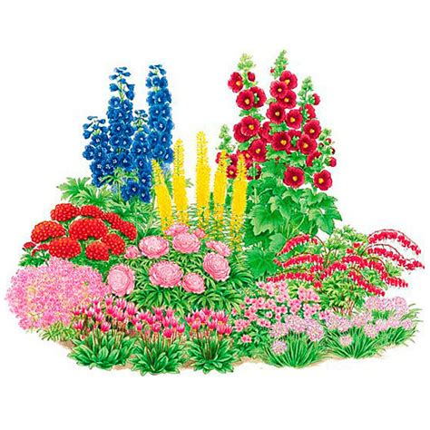 pflanzplan staudenbeet mit gräsern stauden sortiment goethe garten mit edelp 228 onie