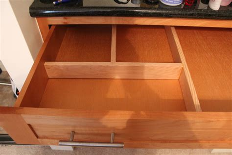 wood work make your own dresser drawer dividers pdf plans