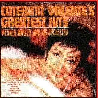 caterina valente kiss of fire caterina valente 카테리나 바렌테 kiss of fire 불의 입맞춤 가사