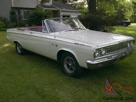 1965 dodge coronet convertible for sale 1965 dodge coronet 500 convertible
