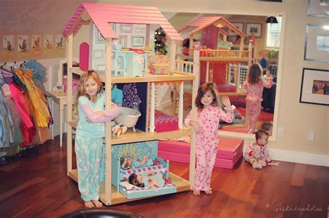 barbie doll house costco american girl doll house from doll house at costco ag doll stuff pinterest