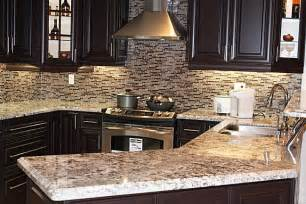 Pictures Of Backsplashes In Kitchens by Selecting The Best Kitchen Backsplash For Your Kitchen
