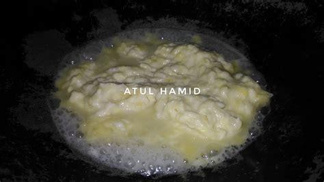 sambal tempoyak masak petai ikan bilis atul hamid