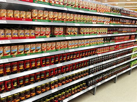 On Shelf Wiki by File Faced Products On A Supermarket Shelf Jpg Wikimedia Commons