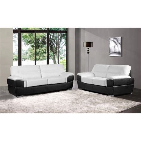 black and white sofa and loveseat barletta white leather sofa collection upholstered in