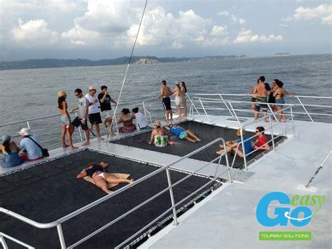 catamaran manuel antonio manuel antonio catamaran go easy tourism solutions in