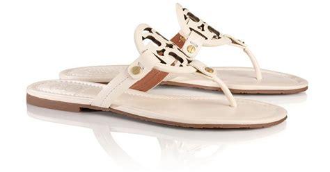 burch miller sandals on sale burch miller sandal in lyst