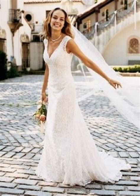 david s bridal all over beaded lace trumpet gown style t9612 wedding dress