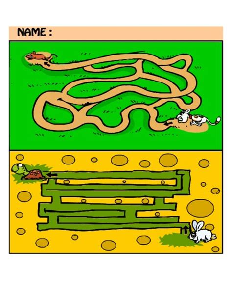 printable puzzle games free download 46 best mazes printable images on pinterest activities