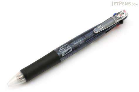 Zebra Piccolo Pulpen 0 7 Mm zebra clip on 4 color 0 7 mm ballpoint multi pen 0 5 mm