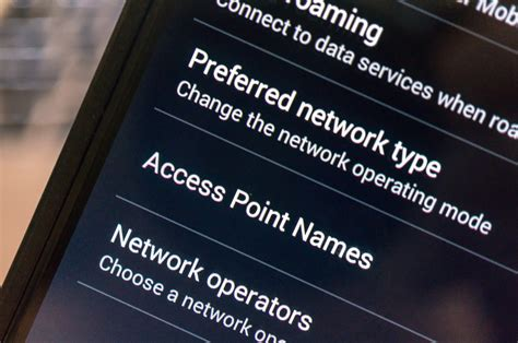 reset blackberry apn how to change the apn on metropcs android central