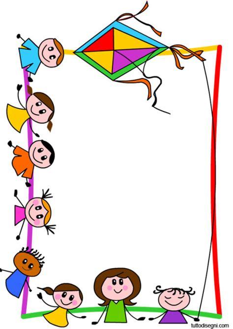 cornici colorate per bambini cornicette archives tutto disegni
