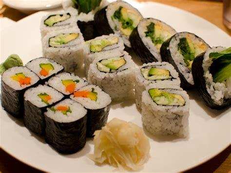 Sushi Kitchen Vegetarian Japanese Food The Vegetarian Option Great Vegetarian Sushi At Geido In