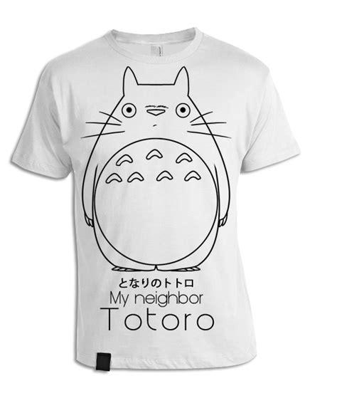 Rad Totoro Tshirt totoro t shirt by darthnigror on deviantart