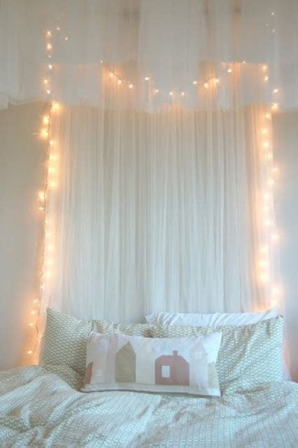 a tray of bliss boho bedroom twinkly lights and