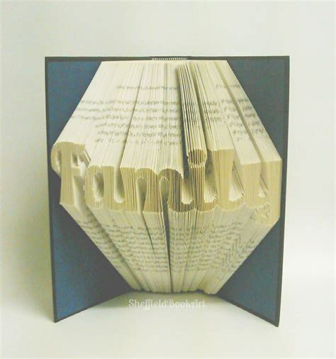 Family Book Folding Pattern 542 Pages With Tutorial Make Your Book Folding Template Maker