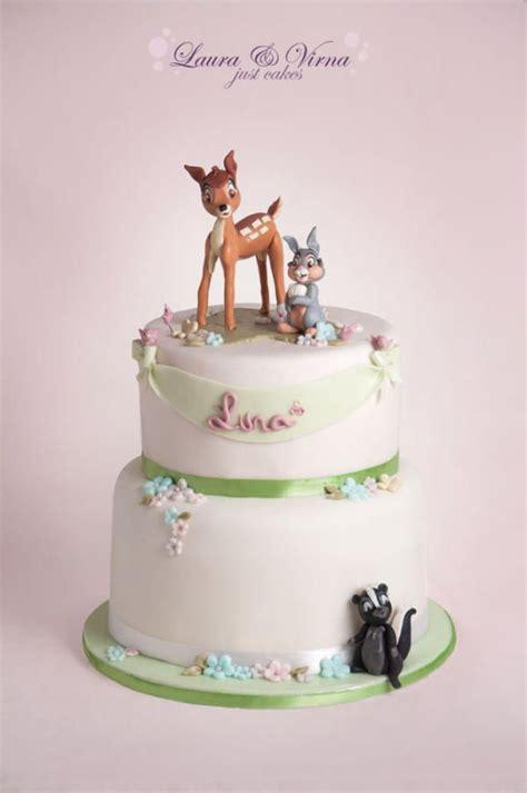 Bambi Cake By Laura E Virna Just Cakes Bambi Cakes