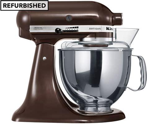 refurbished kitchenaid ksm150 artisan stand mixer
