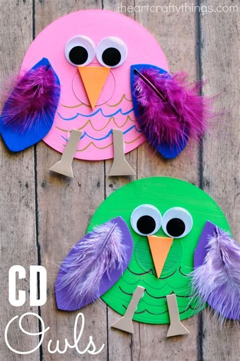 crafts on 25 best ideas about owl crafts on owl