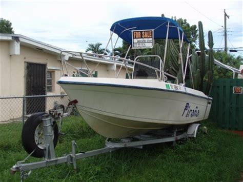 anacapri boats 1998 17 anacapri used boat for sale miami fl on