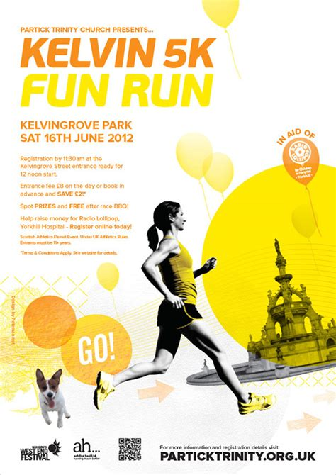 5k flyer template kelvin 5k run on behance