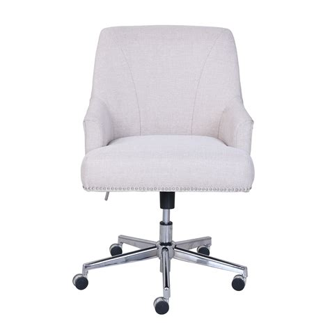 Serta Computer Chair by Serta At Home Serta Leighton Mid Back Desk Chair Reviews