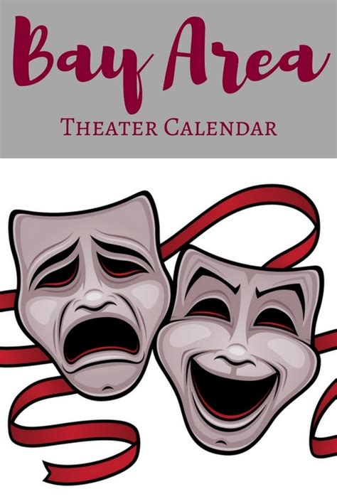 Theater Calendar Bay Area Theater Calendar 2017 Shows