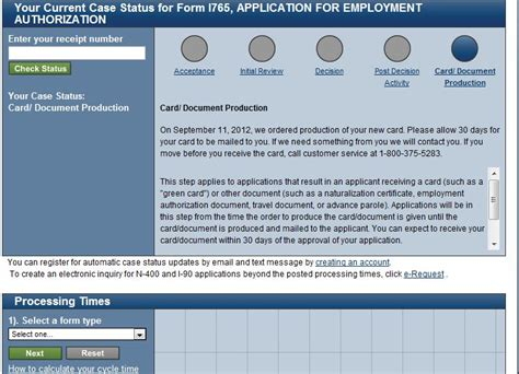 Uscis Background Check Process Time Daca Process From Start To Finish Act Portal Forum