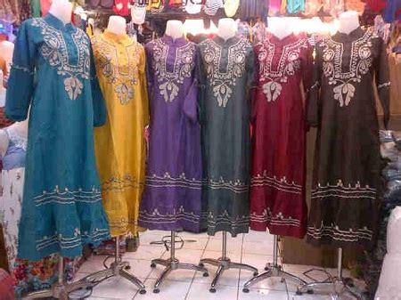 Produsen Baju Muslim Murah Sentra Produsen Baju Muslim