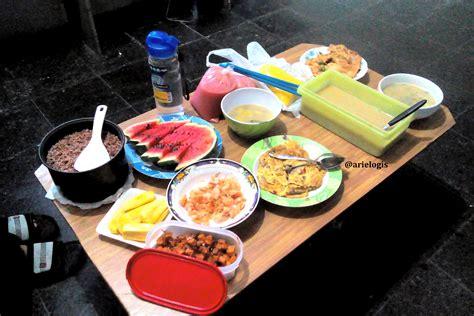 arielogis menjadi chef  bertahan hidup  yogyakarta