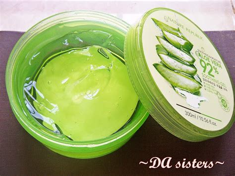 Manfaat Nature Republic Soothing And Moisture da review nature republic soothing and