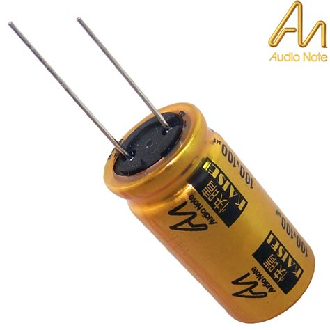 audio note silver capacitor audio note kaisei electrolytic capacitors hifi collective
