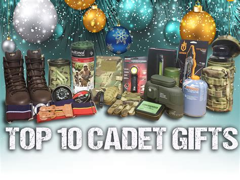 top 10 christmas gifts for a cadet the cadet direct blog