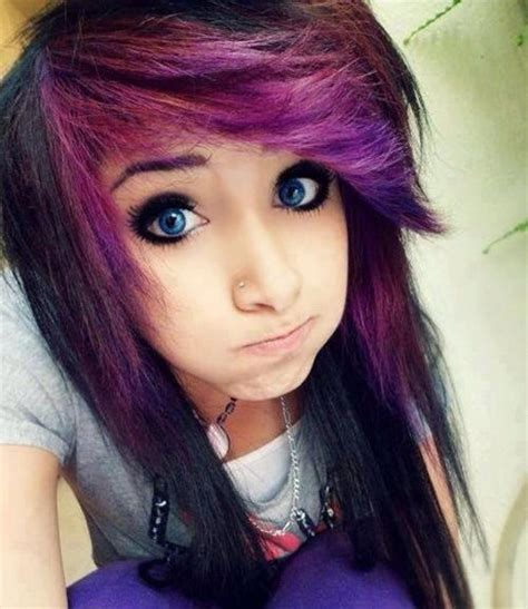 emo hairstyles for middle schoolers emos mujeres peinados imagui