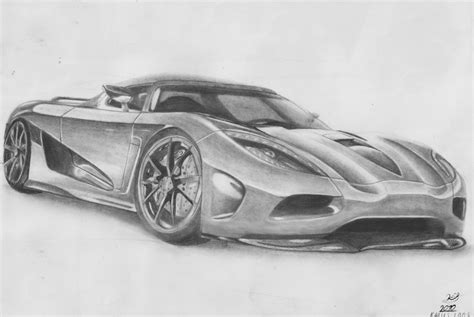koenigsegg car drawing koenigsegg agera by dymhl on deviantart