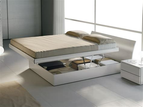 bed designs with side boxes wooden bed with storage box idfdesign