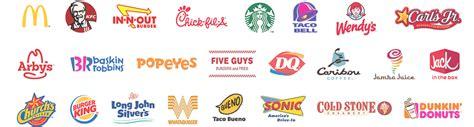 brand food american fast food brands food ideas