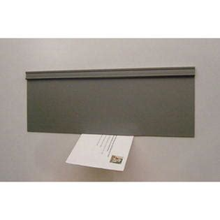 Glass Door Mail Slot Str Products 5002pw Energy Efficient Mail Slot Door Draft Free Pewter Wood F Glass Door Per 1
