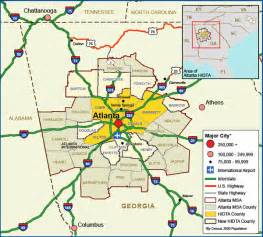 atlanta area map pin atlanta metro area zip code map on