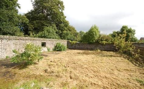 Walled Gardens For Sale Land For Sale In Bothy Walled Garden Plot Castle Wynd