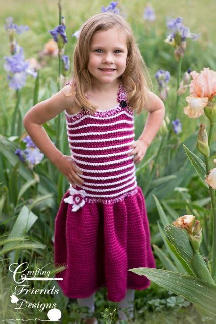 Simple Baby Summer Dress Pattern Free