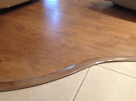 laminate flooring transition strips concrete