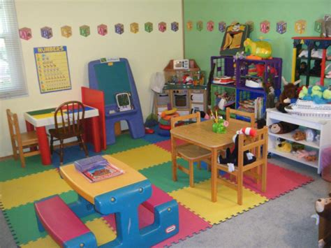Home Daycare Decor by Daycare Needs Aunna Be