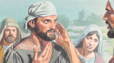 imagenes de jesus sanando un ciego cap 237 tulo 31 jes 250 s sana a un hombre sordo youtube